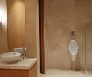 MUJI HOTEL トイレ