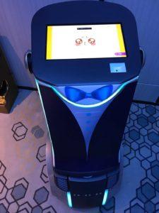 ホテルロボット